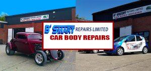 B Smart Car Body Repairs Tendring Auto Body Shop