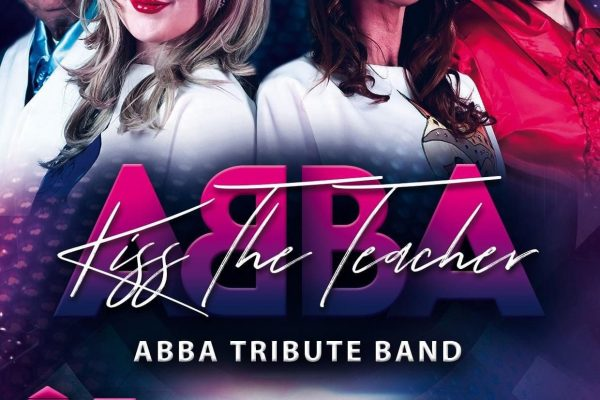 ABBA tribute KISS THE TEACHER Live at Kingsway